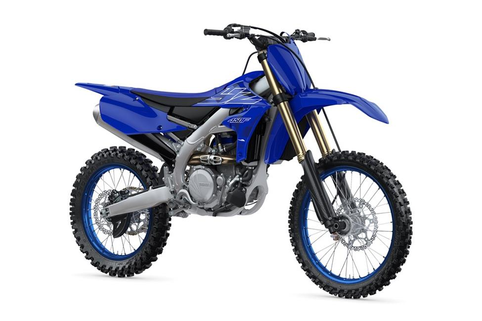 2022 YZ450F Current Offers Highlight Image