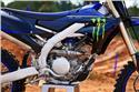 2022 Yamaha YZ250F Monster Energy Yamaha Racing Edition - Detail Black