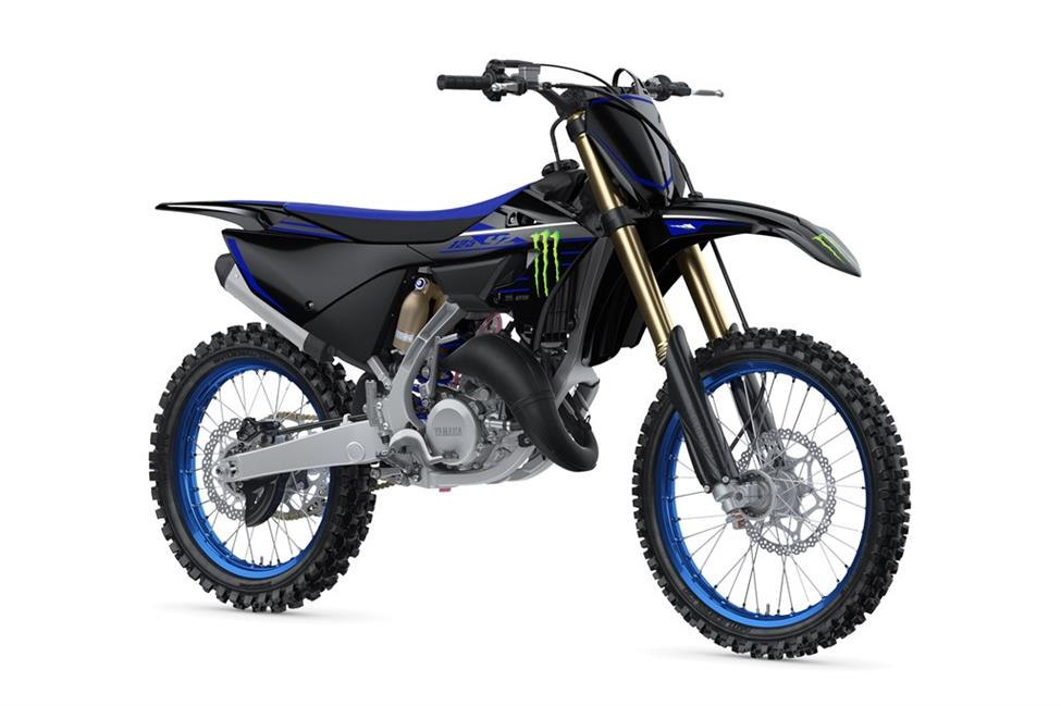 2022 YZ125 Monster Energy Yamaha Racing Edition Current Offers Highlight Image