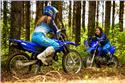 2022 Yamaha TT-R110E - Beauty Blue