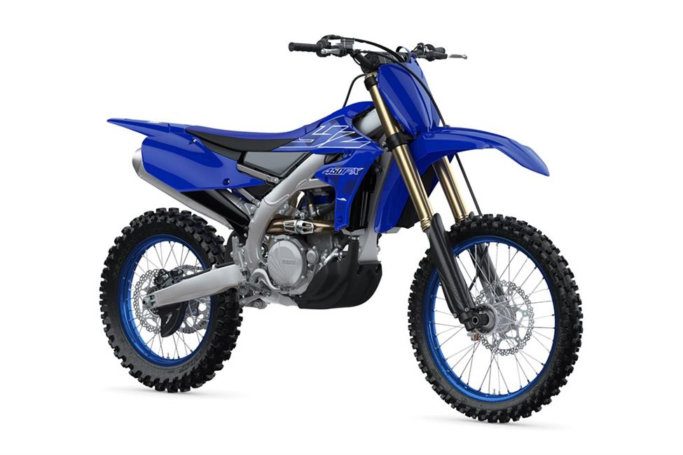 2022 YZ450FX Current Offers Highlight Image