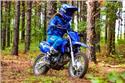2022 Yamaha TT-R110E - Action Blue