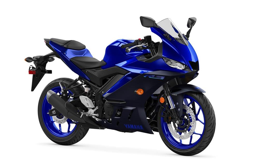 2022 YZF-R3 Current Offers Highlight Image