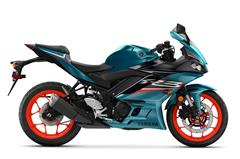 Content Library Image (21_YZFR3_ElectricTeal-S01.jpg)
